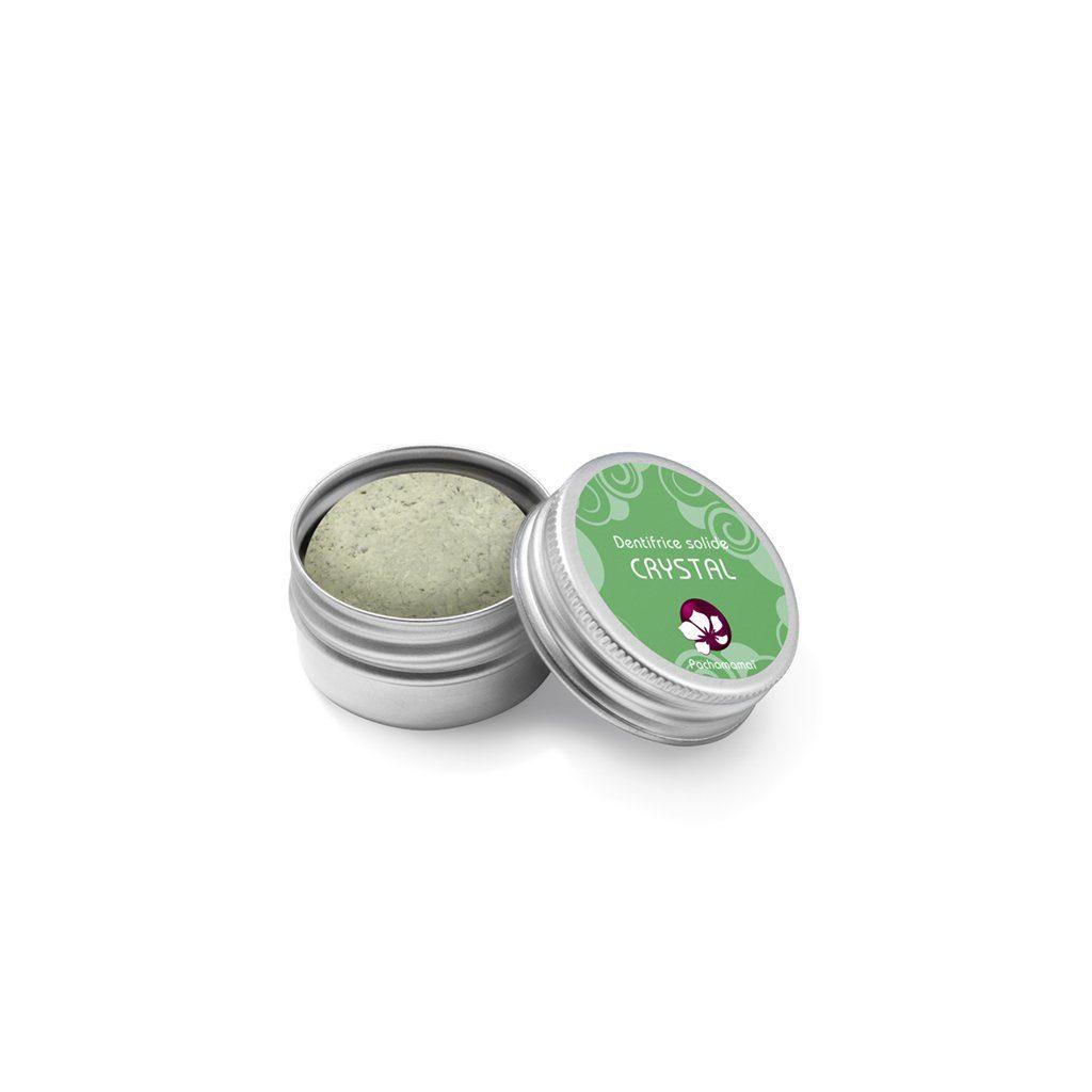 cosmétiques zéro déchet dentifrice solide